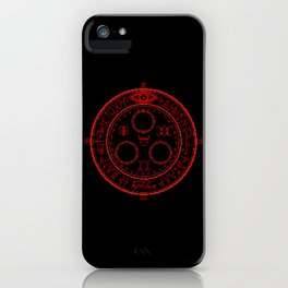 Halo of the Sun iPhone Case