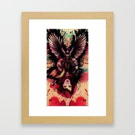 Totem Framed Art Print