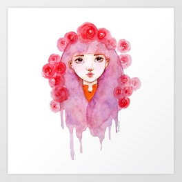 Beautiful Memory Art Print