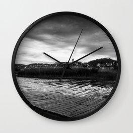 Tihany, Hungary Wall Clock
