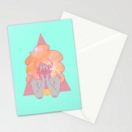 Tri-Moray Stationery Cards