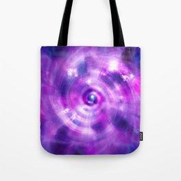 Ultraviolet Sahasrara (Pantone Colour of the Year 2018) Tote Bag