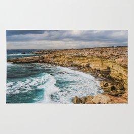 Sea Cliffs Rug