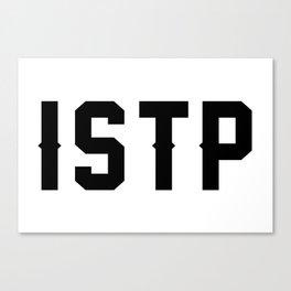ISTP Canvas Print