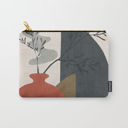 Abstract Elements 12 Carry-All Pouch