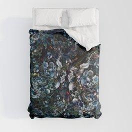 Night Garden Skulls Comforters