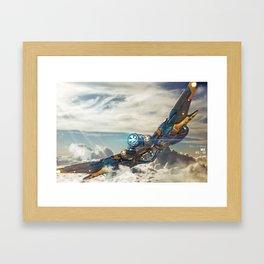 NKS | AIR MK II Framed Art Print