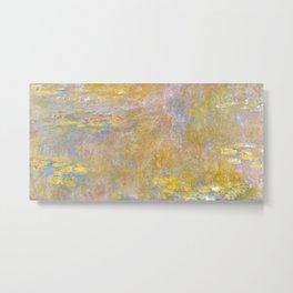 Monet Metal Print