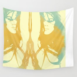 Monica Bellucci x 2 Wall Tapestry