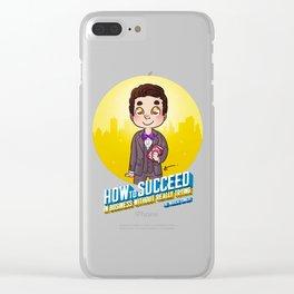 Darren Criss - H2$ Clear iPhone Case
