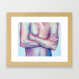 In Plain Sight Framed Art Print