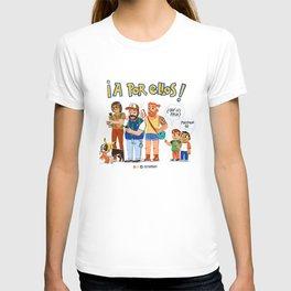 A por ellos Poke-go T-shirt