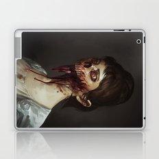 Old Zombie Portrait Laptop & iPad Skin