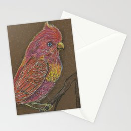 Vivid Bird Stationery Cards