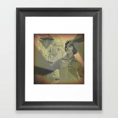 Pleasant Invasion No.2. Framed Art Print