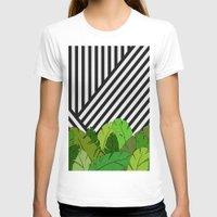 bianca green T-shirts featuring Green Direction by Bianca Green