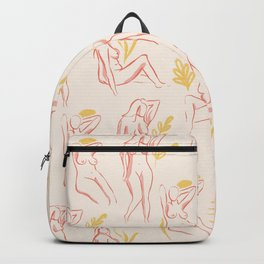 Women bodies Backpack