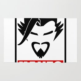 Hanzo Obey Rug