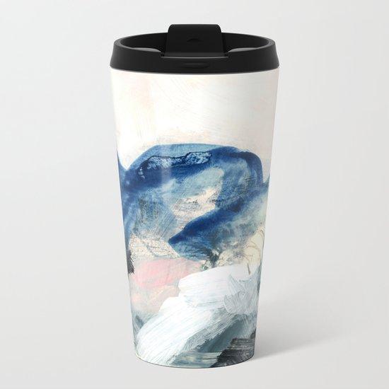 abstract painting II Metal Travel Mug