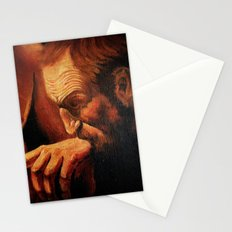 Incredulity of Thomas Stationery Cards
