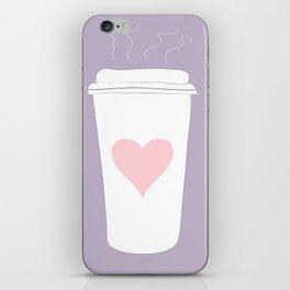 Ode To Coffee iPhone Skin
