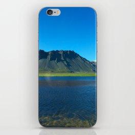 Icelandic nature iPhone Skin