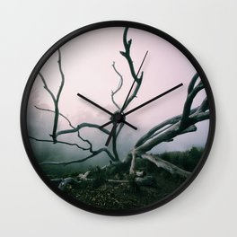 Mount Davidson Wall Clock