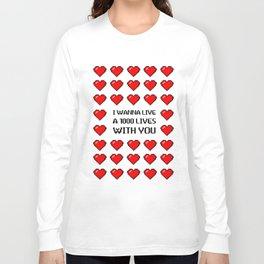 A 1000 Long Sleeve T-shirt