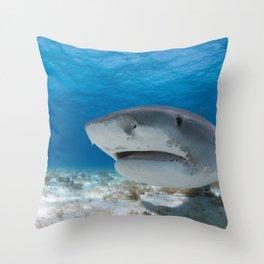 Tiger Time Throw Pillow