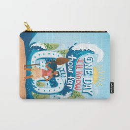 The ocean chose me Carry-All Pouch
