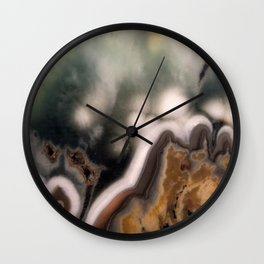 Idaho Gem Stone 22 Wall Clock