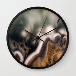 Idaho Gem Stone 22 Wall Clock