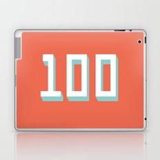 The 100 (coral) Laptop & iPad Skin