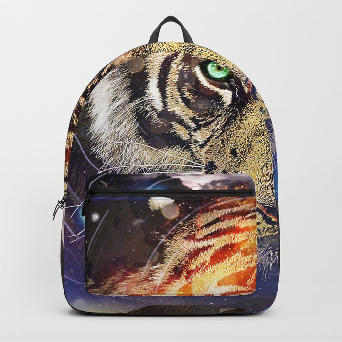 Space Tiger Backpack