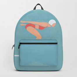 Pool Diver Backpack