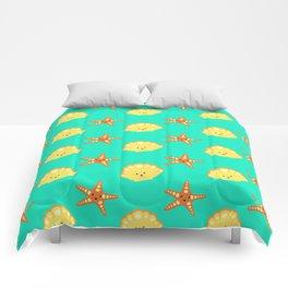 Beach Pattern Comforters