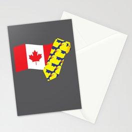 HIMYM Couples - Barney & Robin Stationery Cards