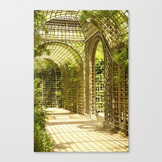 Gardens of Versailles Canvas Print