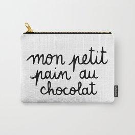 Mon petit pan au chocolat Carry-All Pouch