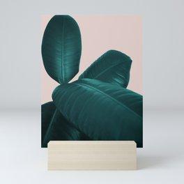 Ficus Elastica #4 #art #society6 Mini Art Print
