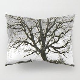 L'arbre de Gourdon Pillow Sham