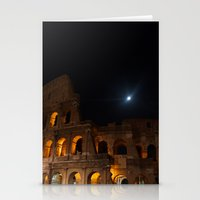 rome Stationery Cards featuring Rome by Fimbis