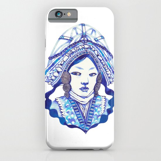 Baby Blue #3 iPhone & iPod Case