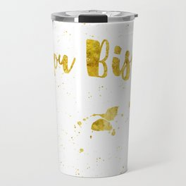 Zou bisou Travel Mug