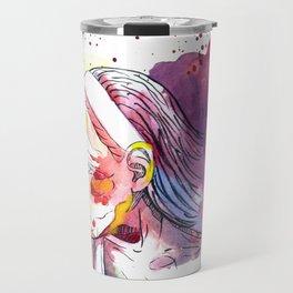 Over My Shoulder #2 Travel Mug