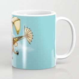 Flying Machine Coffee Mug