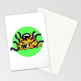 Darrell - The Unbelevable Slime Monster Stationery Cards