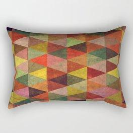Abstract #335 Off My Meds Rectangular Pillow