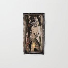 Marie Laveau {Laveaux} (The High Priestess)  Hand & Bath Towel
