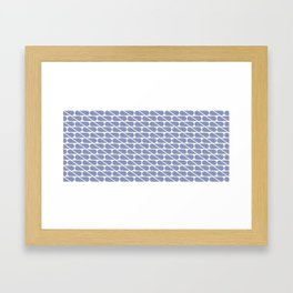 happy pills Framed Art Print